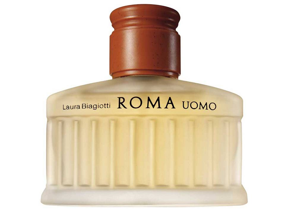 Roma Uomo  by Laura Biagiotti  EDT TESTER 125 ML.